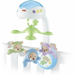 Fisher Price 3 In 1 Nature Berries Projection Mobile