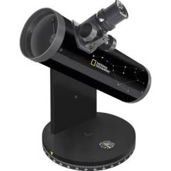 Reflecting telescope National Geographic 76 350 DOBSON Azimuthal Dobson Magnification 18 up to 117 x