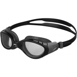 Speedo Futura Biofuse Flexiseal Swimming goggles size One Size black grey
