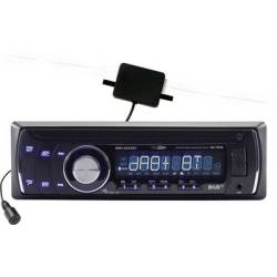 Caliber Audio Technology RMD 234DBT Car stereo DAB tuner Bluetooth handsfree set