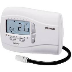 Eberle Instat Plus 3 F Indoor thermostat Surface mount 24h mode 10 up to 40 °C