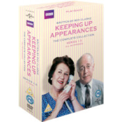 Keeping Up Appearances Complete Collection DVD