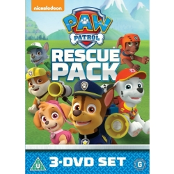 Paw Patrol 1 3 Rescue Pack