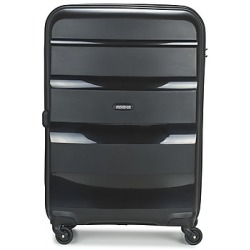 American Tourister BON AIR 66CM 4R women's Hard Suitcase in Black