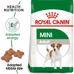 Royal Canin Mini Adult Dry Dog Food 4kg