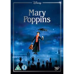 Mary Poppins Dvd (Conversion To One Disc Soft Launch)