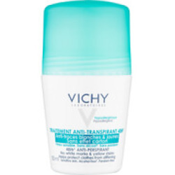Vichy Deodorant No Marks Roll On 50ml