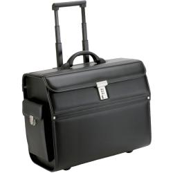 Alassio Mondo Trolley Pilot Case Laptop Compartment 2 Combination