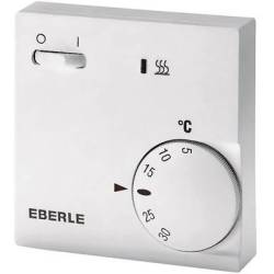 Eberle RTR E 6202 Indoor thermostat Surface mount 24h mode 5 up to 30 °C
