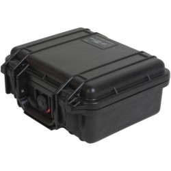 PELI Outdoor case 1200 5 l (W x H x D) 270 x 124 x 246 mm Black 1200 000 110E
