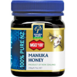 MGO 100 Pure Manuka Honey Blend 250G