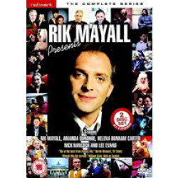 Rik Mayall Presents The Complete Series