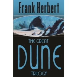 The Great Dune Trilogy Dune Dune Messiah Children of Dune by Frank Herbert (Paperback 2005)