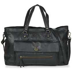 Pieces PCTOTALLY women's Shoulder Bag in Black
