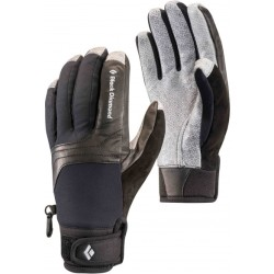Black Diamond Arc Gloves size S black grey