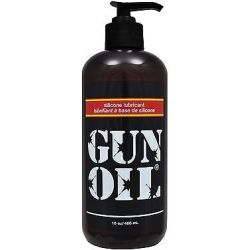 GUN OIL SILICONE BASED PERSONAL 16 oz