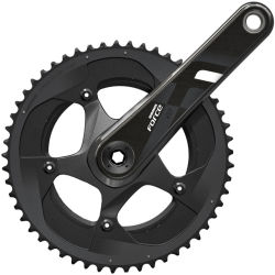 SRAM Force 22 GXP Compact Chainset 53.39t 170mm Black Grey