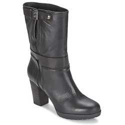 Janet Sport RELVUNE women's Low Ankle Boots in Black
