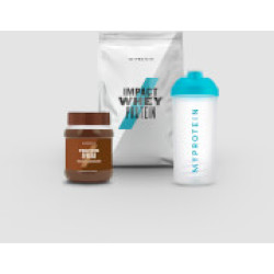Shaker Essentials Bundle Chocolate Smooth