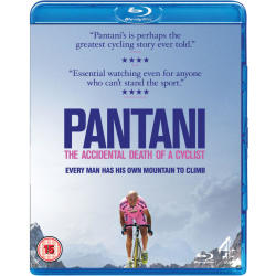 Pantani The Accidental Death Of A Cyclist (Blu Ray)