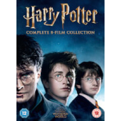 Harry Potter Complete 8 Film Collection (2016 Edition) DVD