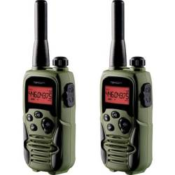 Topcom Twintalker 9500 Airsoft Edition RC 6406 PMR handheld transceiver 2 piece set