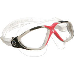 Aqua Sphere Vista Women's Goggles with Clear Lens One Size Goggles
