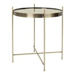 Zuiver Cupid Side Table Gold
