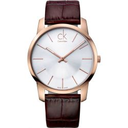 Calvin Klein City Watch K2G21629 Brown