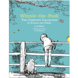 Winnie the Pooh The Complete Collection of Stories and Poems Hardback Slipcase Volume by A. A. Milne (Hardback 2016)