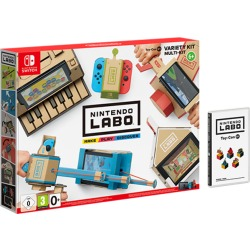 Nintendo Labo Toy Con 01 Variety Kit for Nintendo Switch