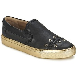Sonia Rykiel MINI ŒILLETS women's Slip ons (Shoes) in Black