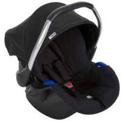 Hauck Comfort Fix Group 0 1 Car Seat Black