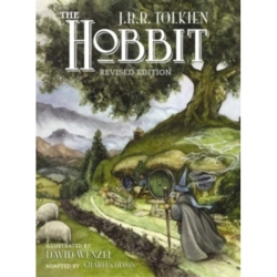 The Hobbit by J. R. R. Tolkien (Paperback 1991)