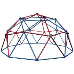 Climbing Dome Red and Blue Lifetime