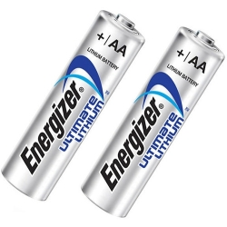 Energizer AA Ultimate Lithium Batteries Pack of 10