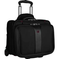 Wenger Laptop trolley Patriot Suitable for up to 39 6 cm (15 6) Black