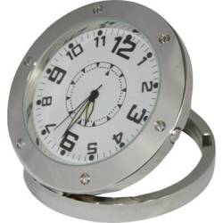 BS Uhr CCTV camera concealed in a table clock 4 GB 640 x 480 p 2 8 mm