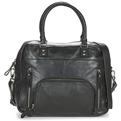 Nat et Nin MACY women's Shoulder Bag in Black