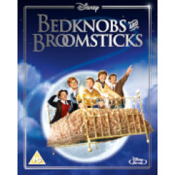 Bedknobs and Broomsticks Blu ray