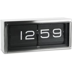 LEFF Amsterdam Clock Brick Wall Desk