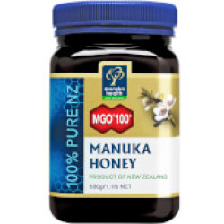 MGO 100 Pure Manuka Honey Blend 500g