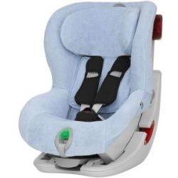 Britax Romer Summer Cover for KING II KING II ATS and KING II LS Blue Blue