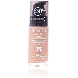Revlon ColorStay Make Up Foundation for Combination Oily Skin (Various Shades) Rich Tan
