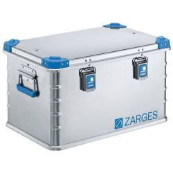 Zarges 40705 Eurobox Aluminium Case 750 x 550 x 380mm (Internal)