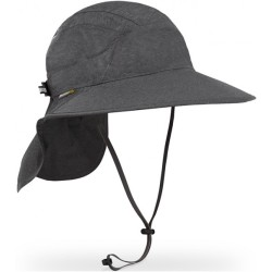 Sunday Afternoons Ultra Adventure Storm Hat Hat size M black grey