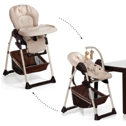 Hauck Sitapos n Relax Highchair Zoo