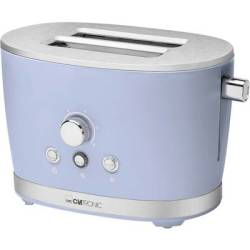 Clatronic TA 3690 Toaster with home baking attachment Blue