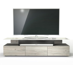 Spectral Just Racks JRM1650 Natural Oak TV Cabinet