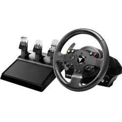 Thrustmaster TMX Force Feedback PRO Steering wheel Xbox One PC Black incl. foot pedals